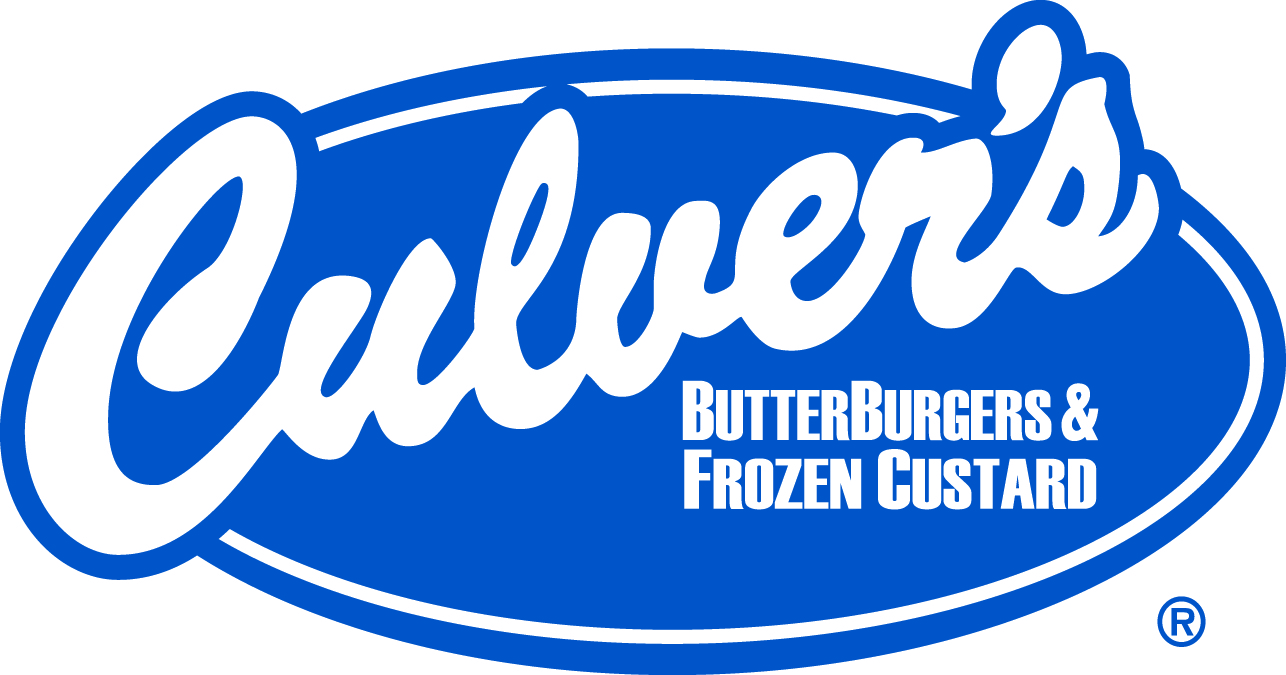Culvers Logo Oval